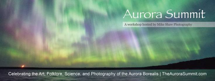 Aurora Summit Cover